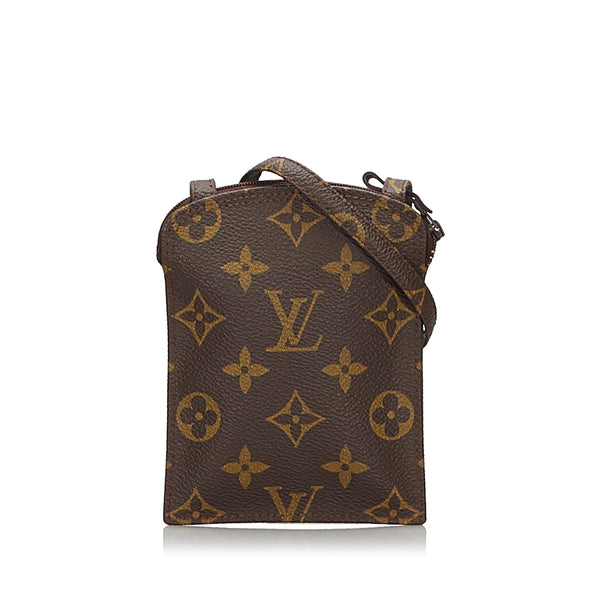 Louis Vuitton Pochette Secret passport holder