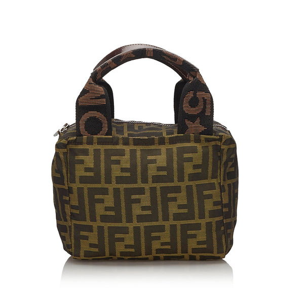 Fendi Zucca - Iconics Preloved Luxury