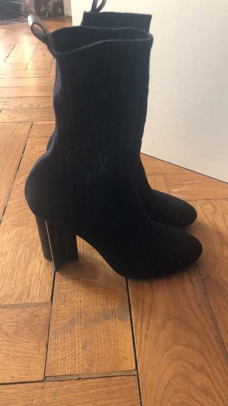 Louis Vuitton Ankle boots 40 - Iconics Preloved Luxury