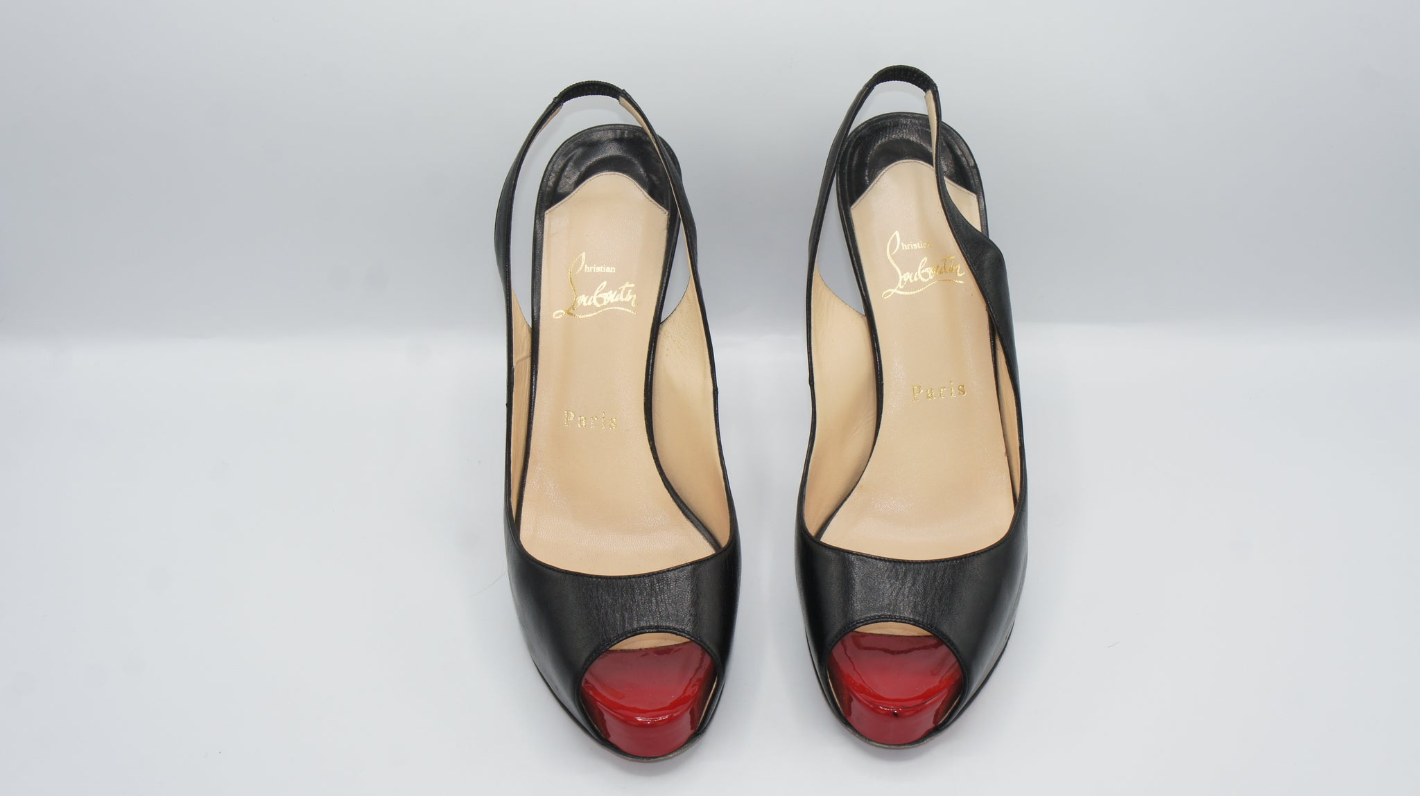 Christian Louboutin Very Privé, 39 - Iconics Preloved Luxury