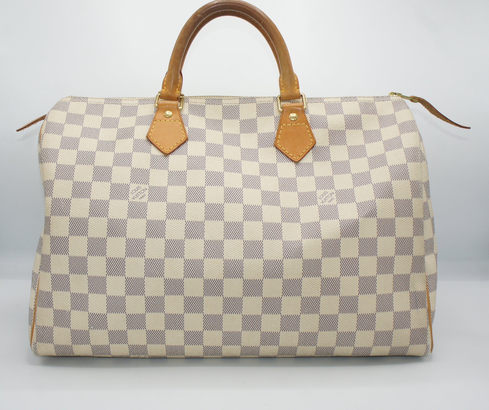 Louis Vuitton Speedy 35 - Iconics Preloved Luxury