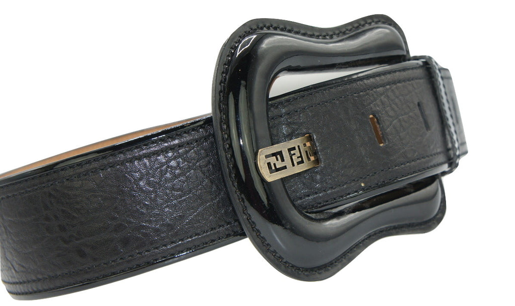 Fendi Belt 90 - Iconics Preloved Luxury