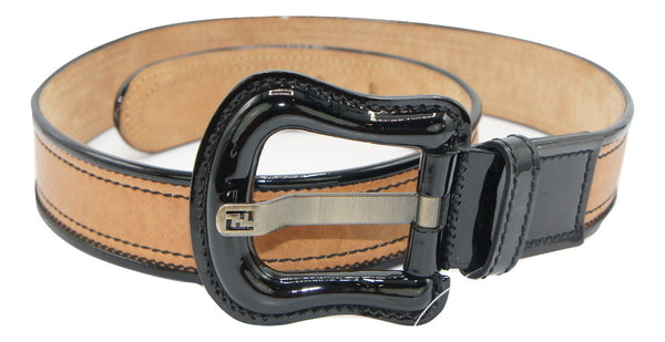 Fendi Belt 85 - Iconics Preloved Luxury