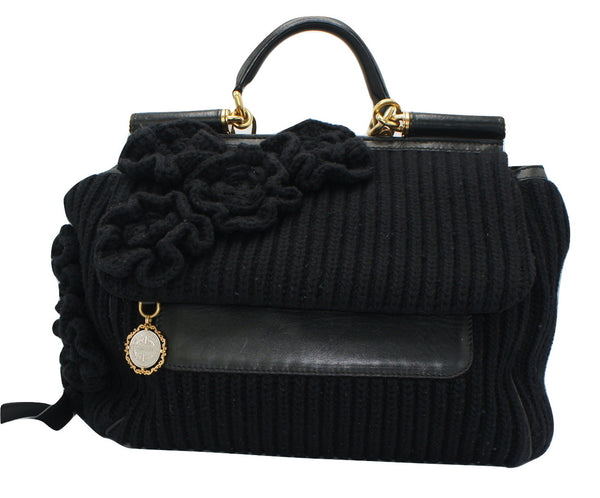 Dolce and Gabbana Miss Sicily  Bag - Iconics Preloved Luxury