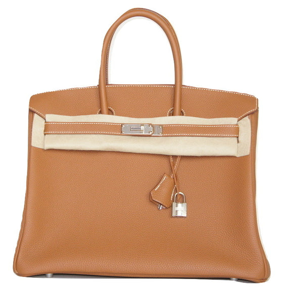Hermès Birkin 35 - Iconics Preloved Luxury