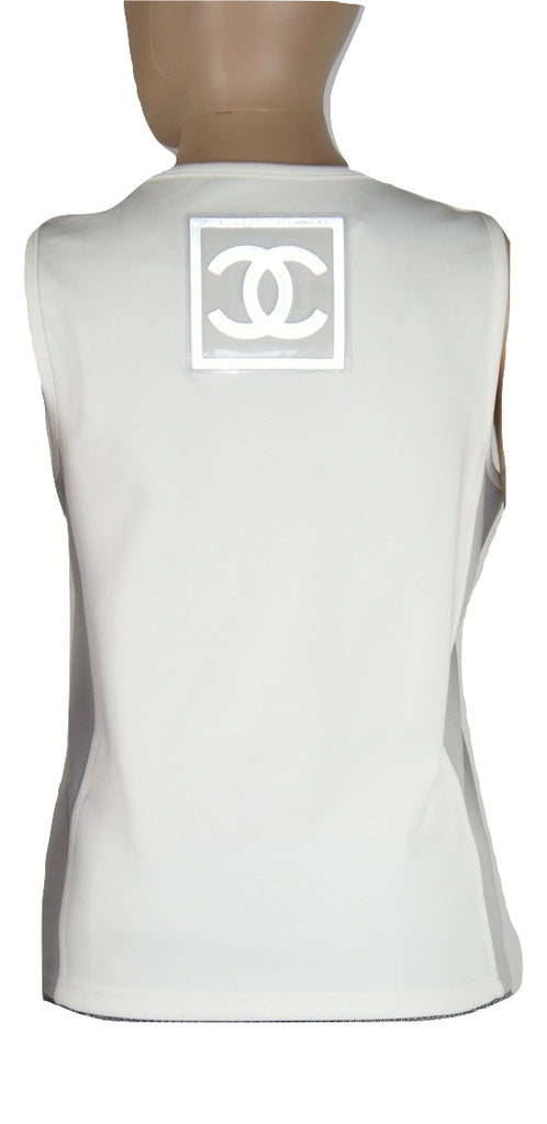 Chanel Tank Top, 42 - Iconics Preloved Luxury