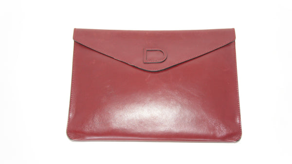 Delvaux Pochette Clutch - Iconics Preloved Luxury
