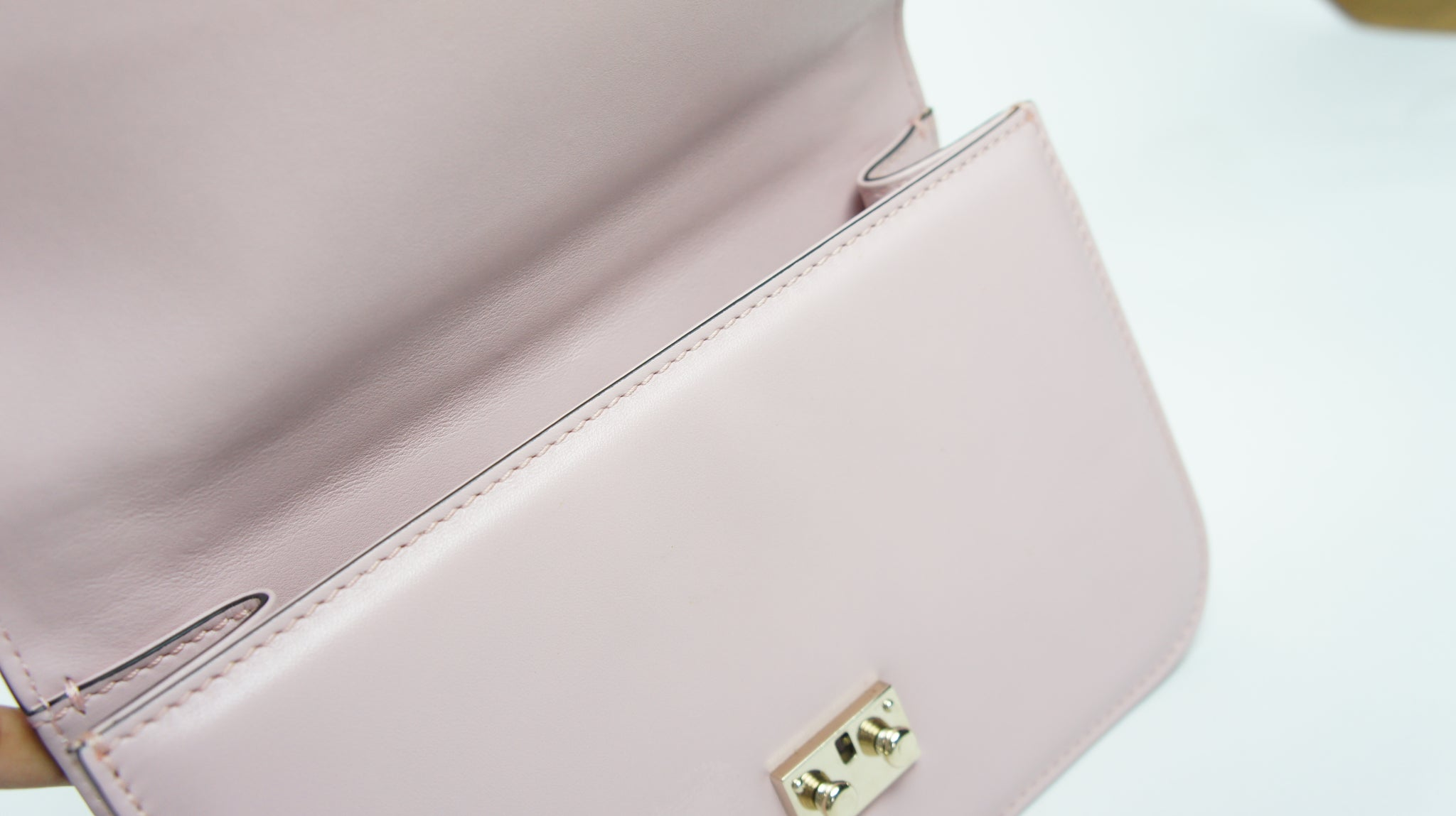 Valentino Glam Lock bag - Iconics Preloved Luxury