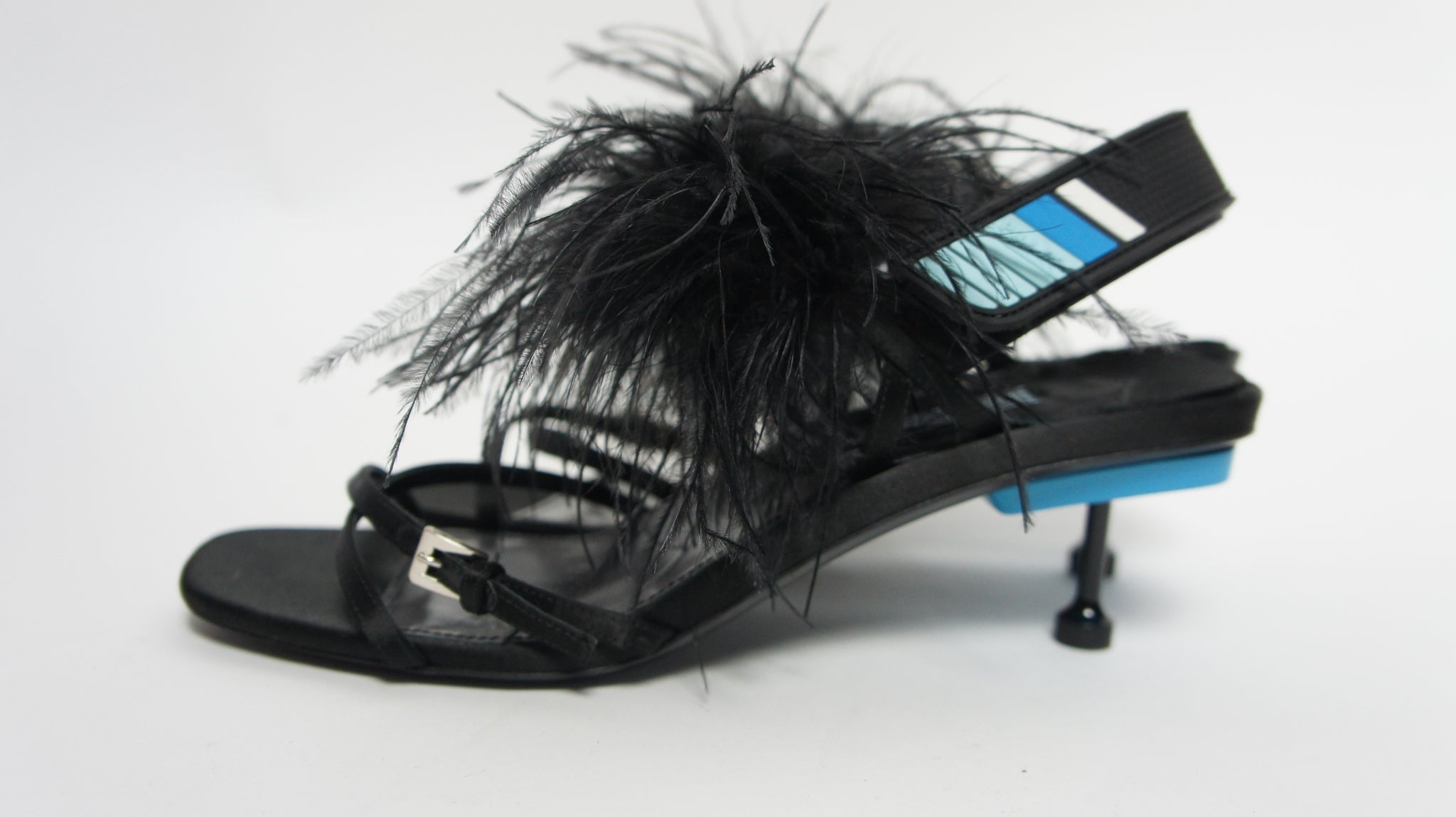 Prada Strapy Sandals, 40 - Iconics Preloved Luxury