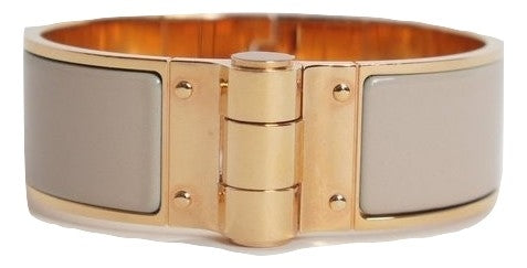 Hermes Enamel hinged bracelet - Iconics Preloved Luxury
