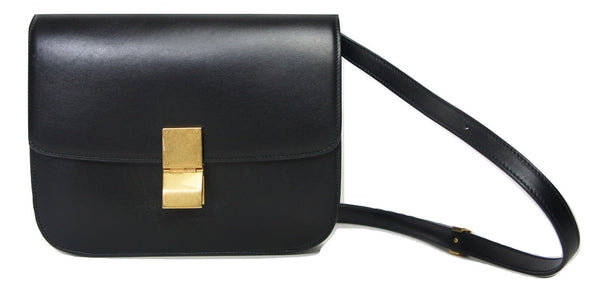 Céline Medium Classic bag in Box Calfskin