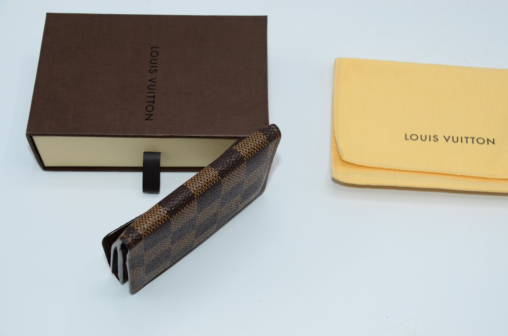 Louis Vuitton Compact Wallet - Iconics Preloved Luxury
