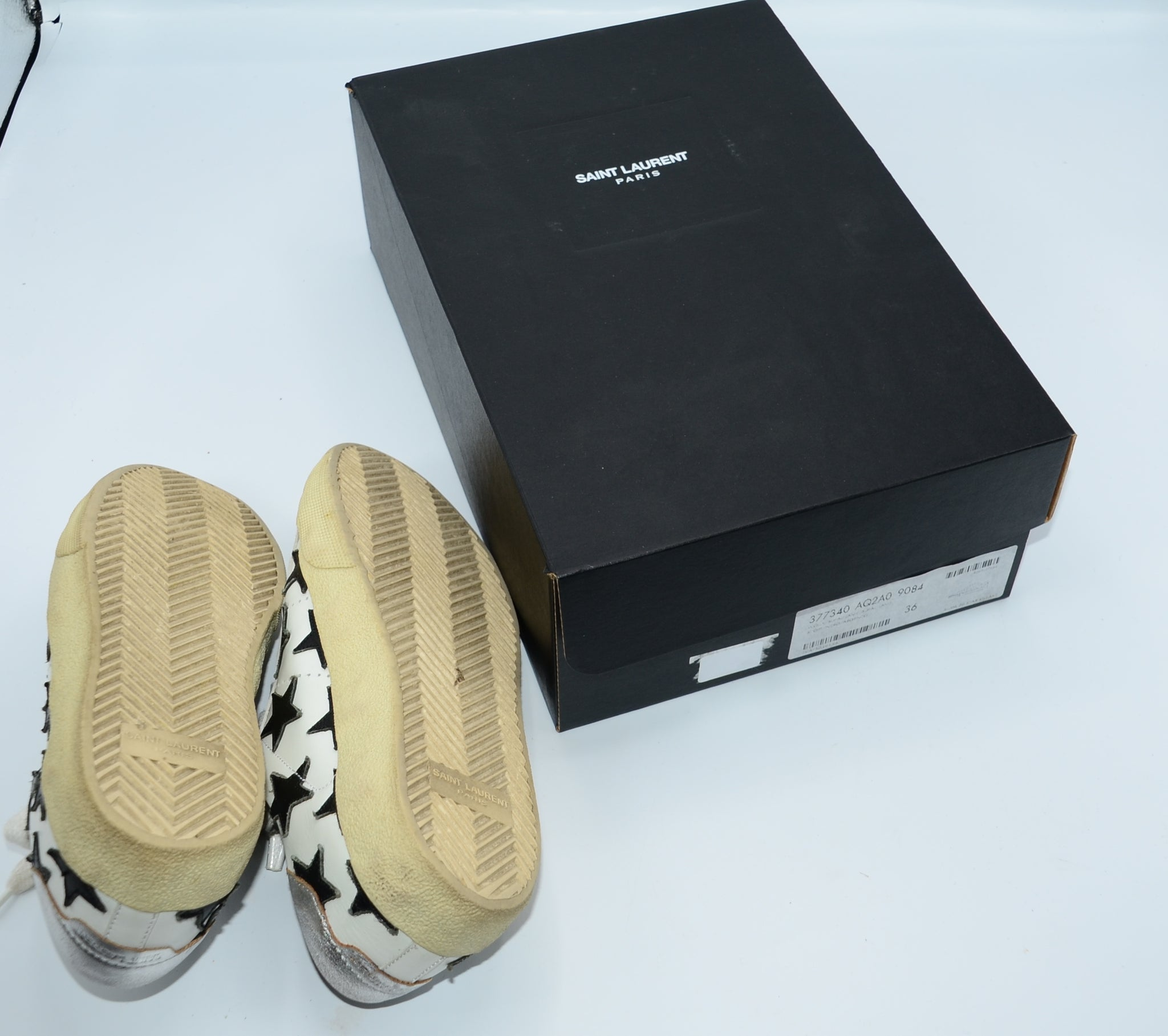 Saint Laurent California Sneaker - Iconics Preloved Luxury