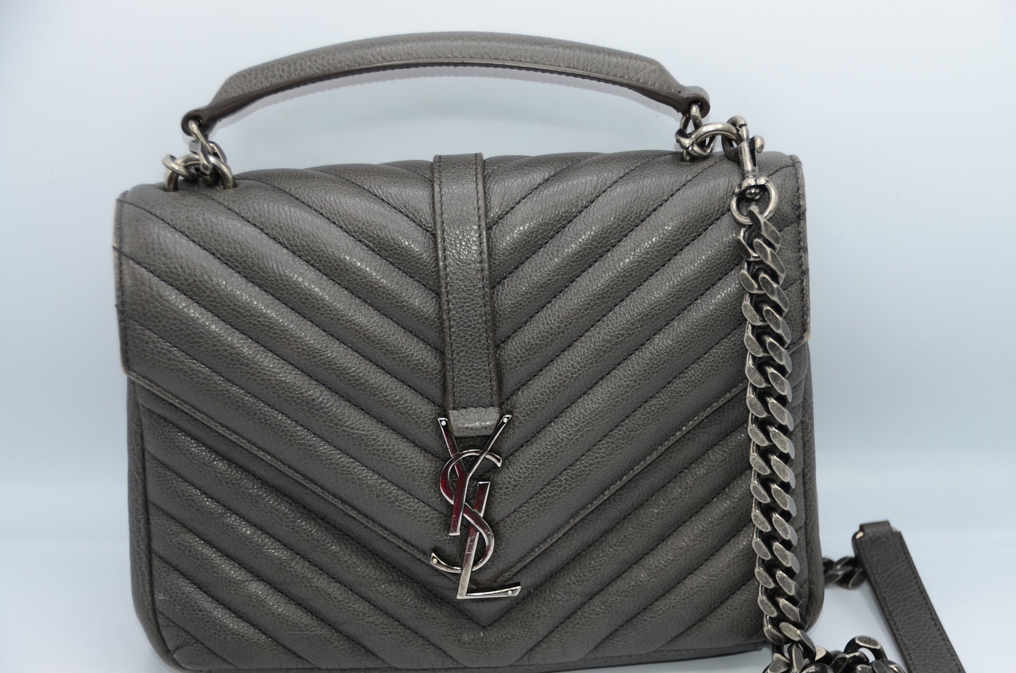 Saint Laurent College bag - Iconics Preloved Luxury