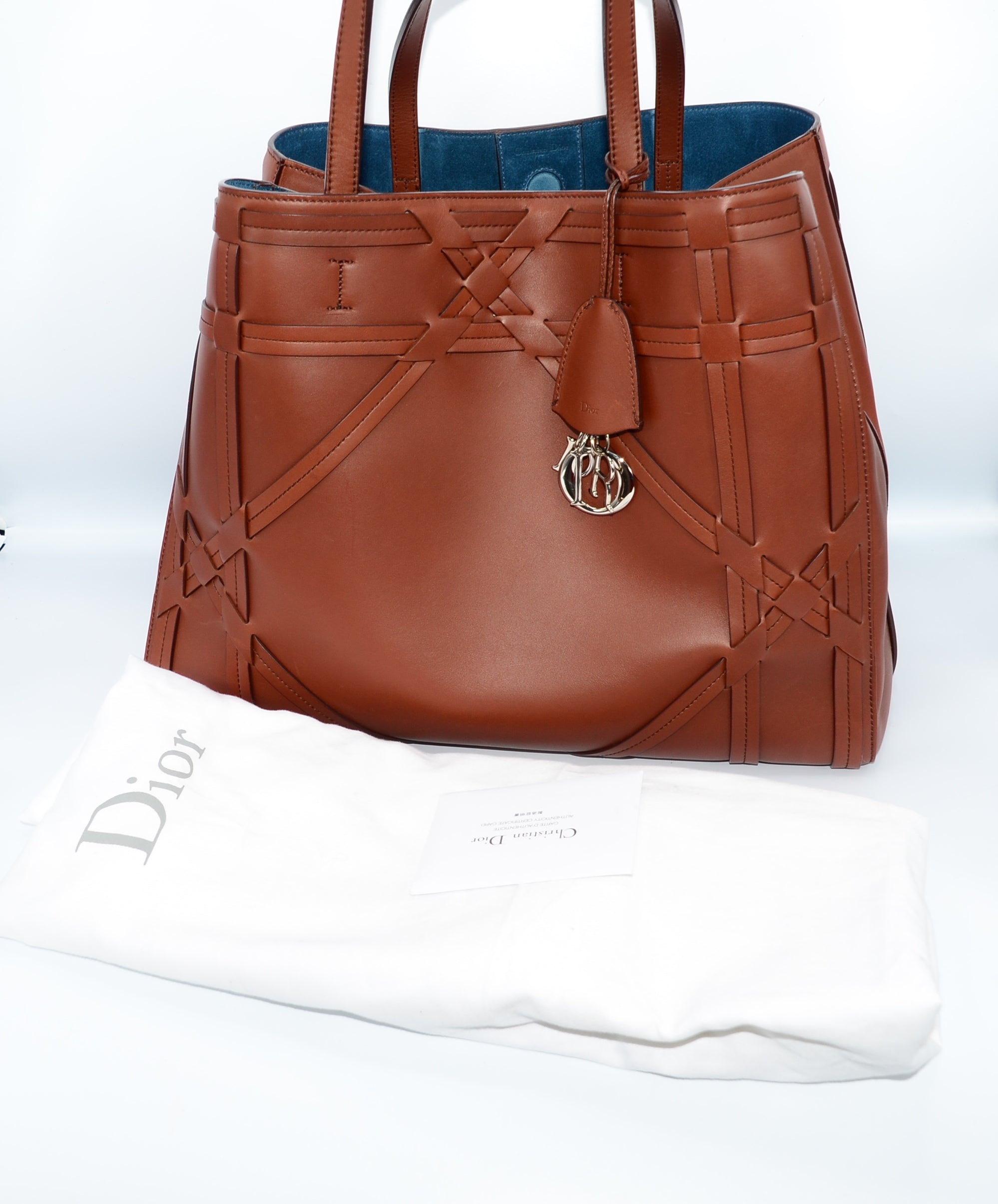 Christian Dior tote bag