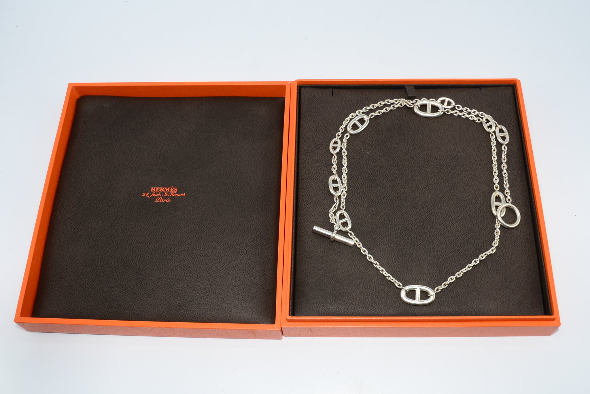 Hermès Farandole Necklace - Iconics Preloved Luxury