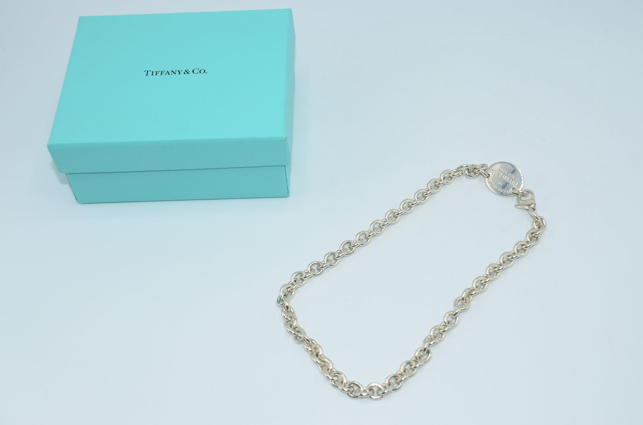 Tiffany & Co  Necklace - Iconics Preloved Luxury