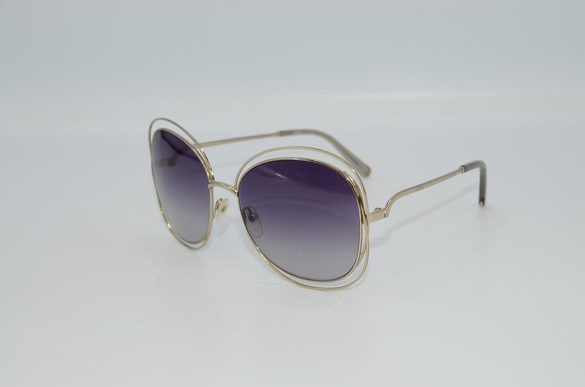 Chloé Carlina Sunglasses - Iconics Preloved Luxury