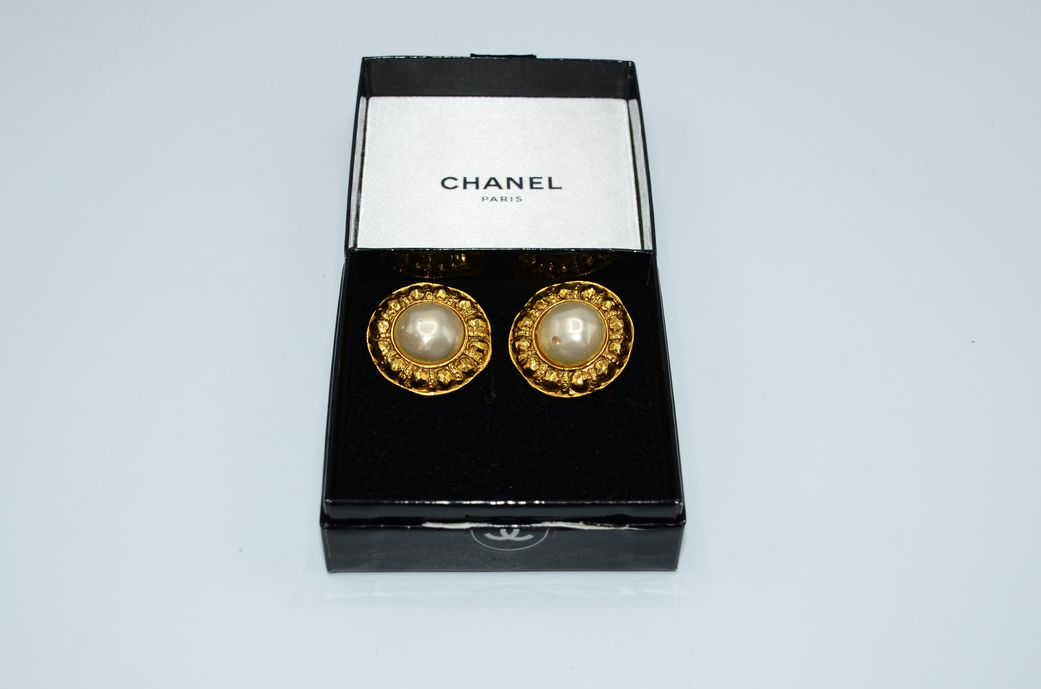 Chanel Vintage Earrings - Iconics Preloved Luxury