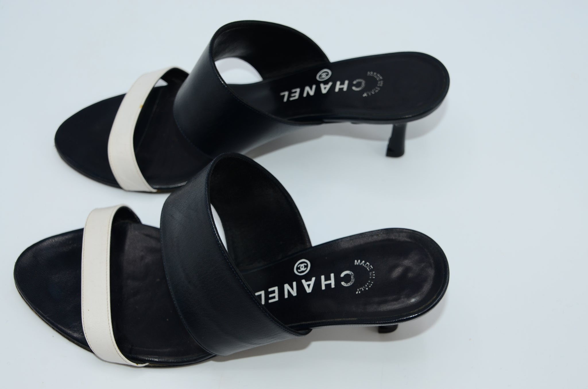 Chanel Mules, 38 - Iconics Preloved Luxury