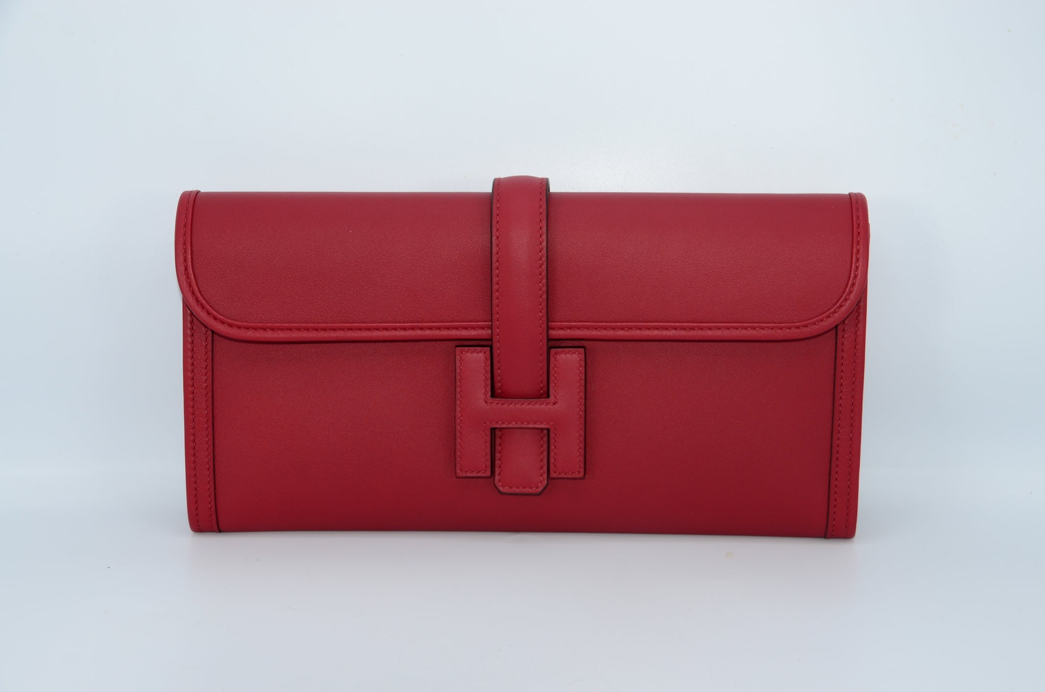 Hermès Jige Elan Pochette - Iconics Preloved Luxury