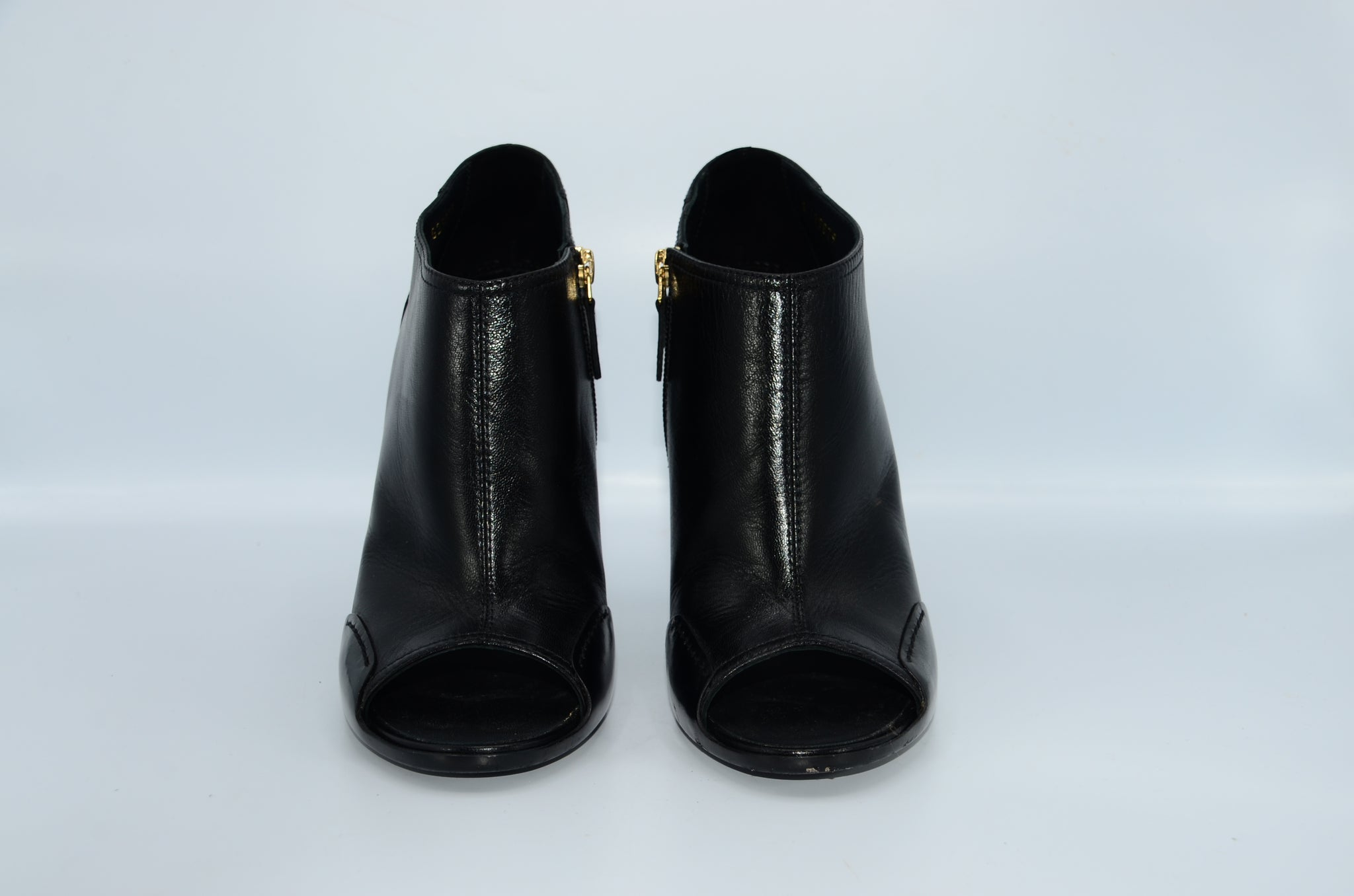 Chanel Open toe boots 39 - Iconics Preloved Luxury