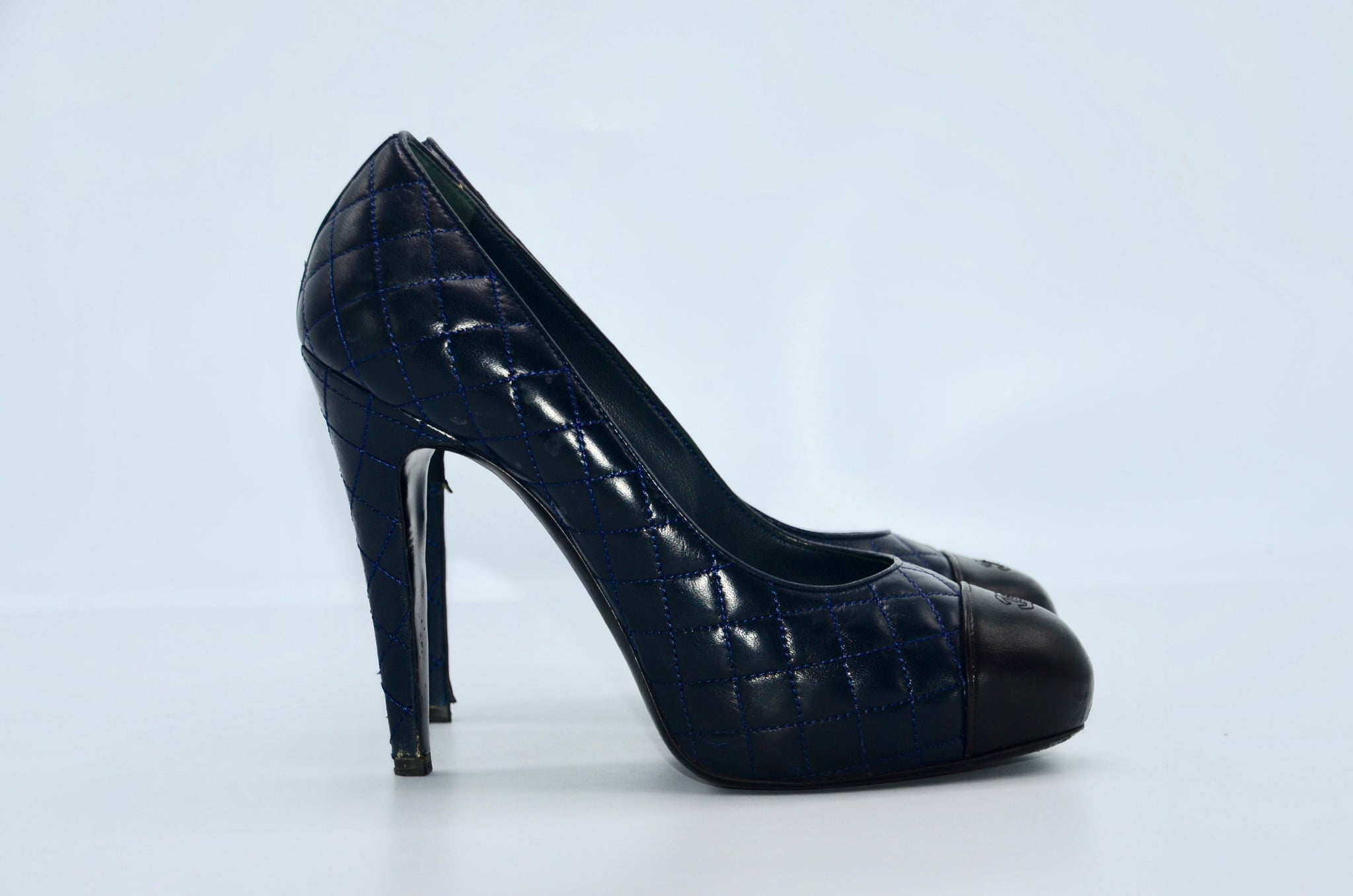 Chanel Pumps 39 - Iconics Preloved Luxury