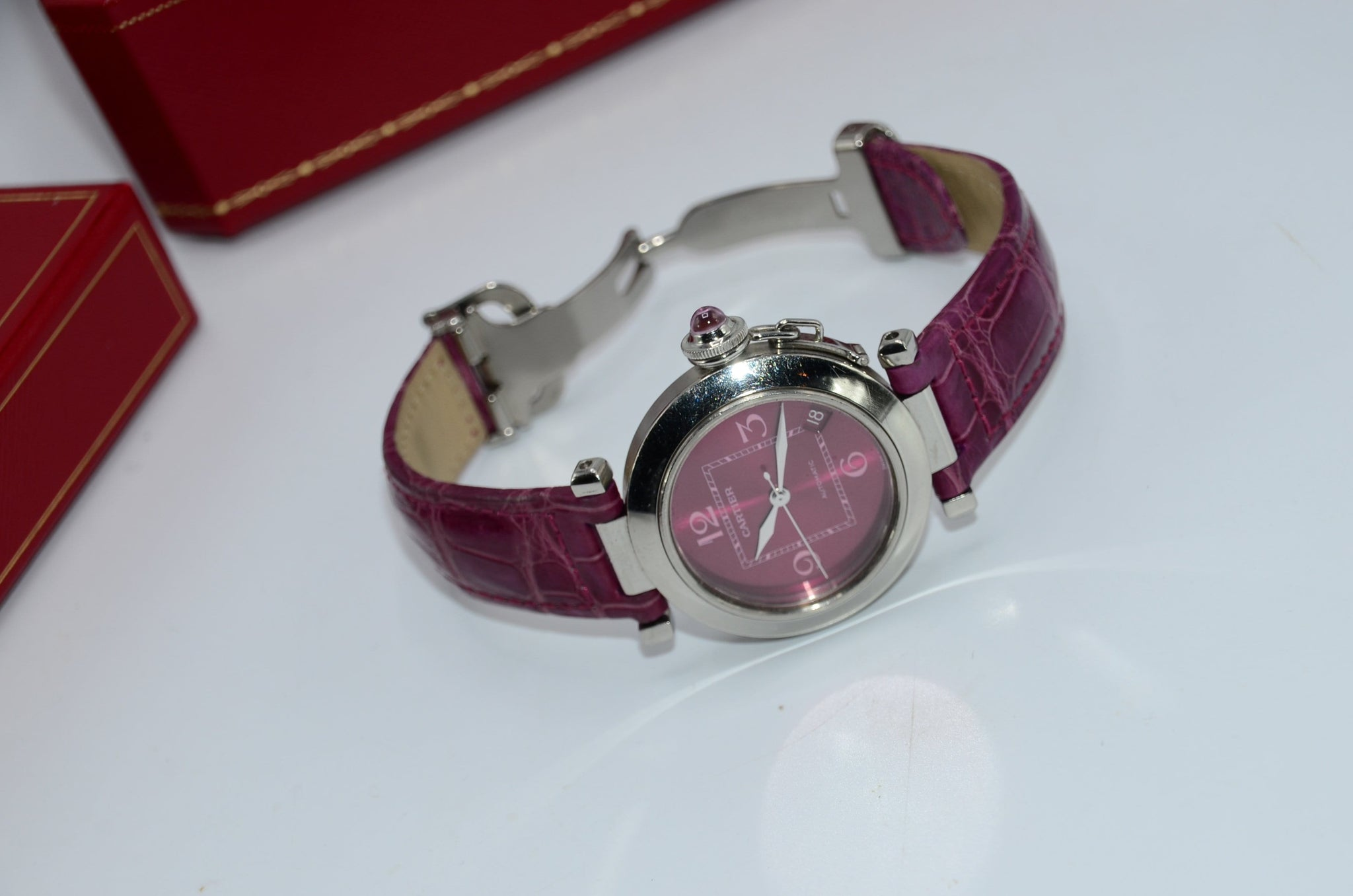 Cartier Pasha Limited edition - Iconics Preloved Luxury