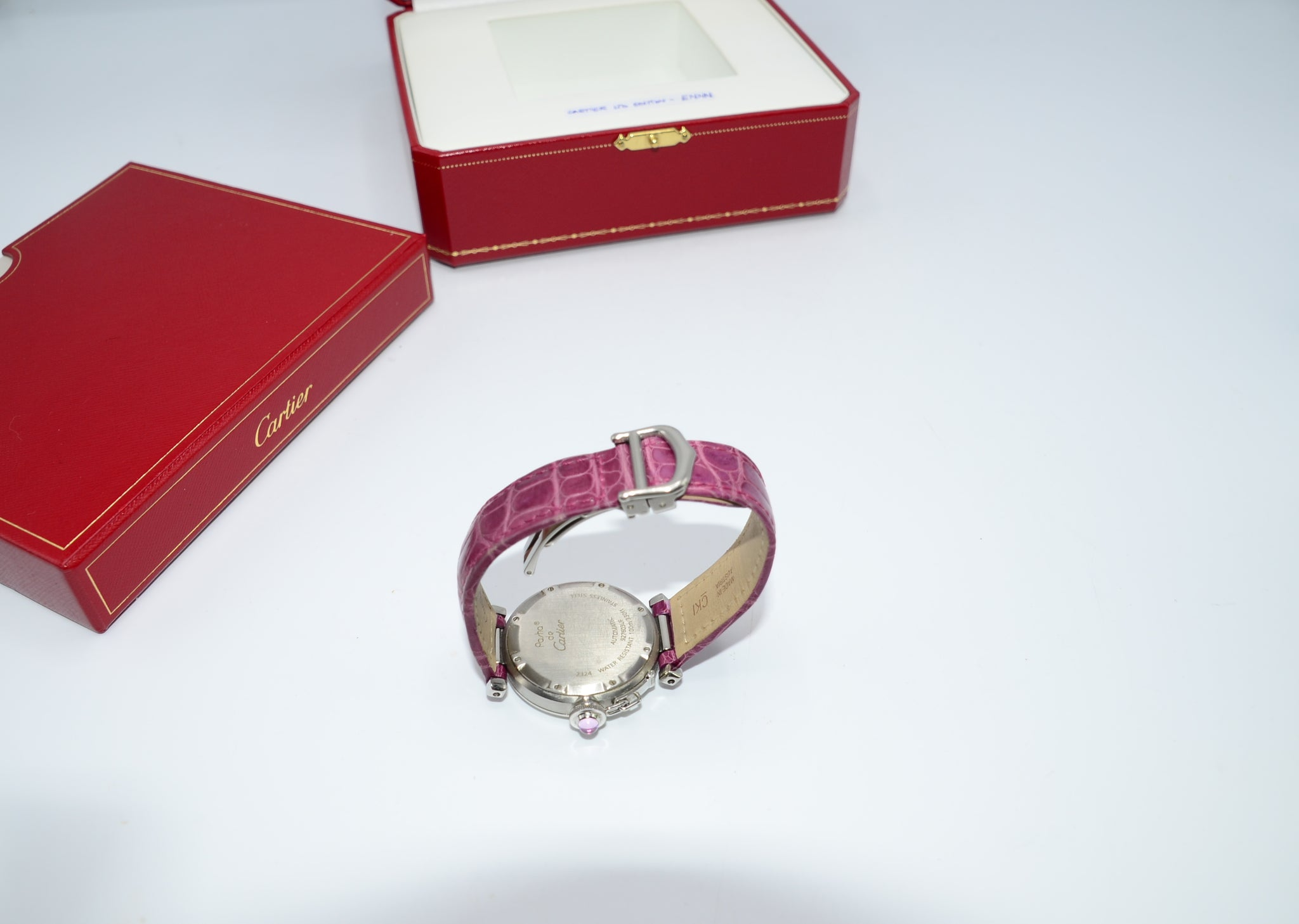 Cartier Pasha Limited edition