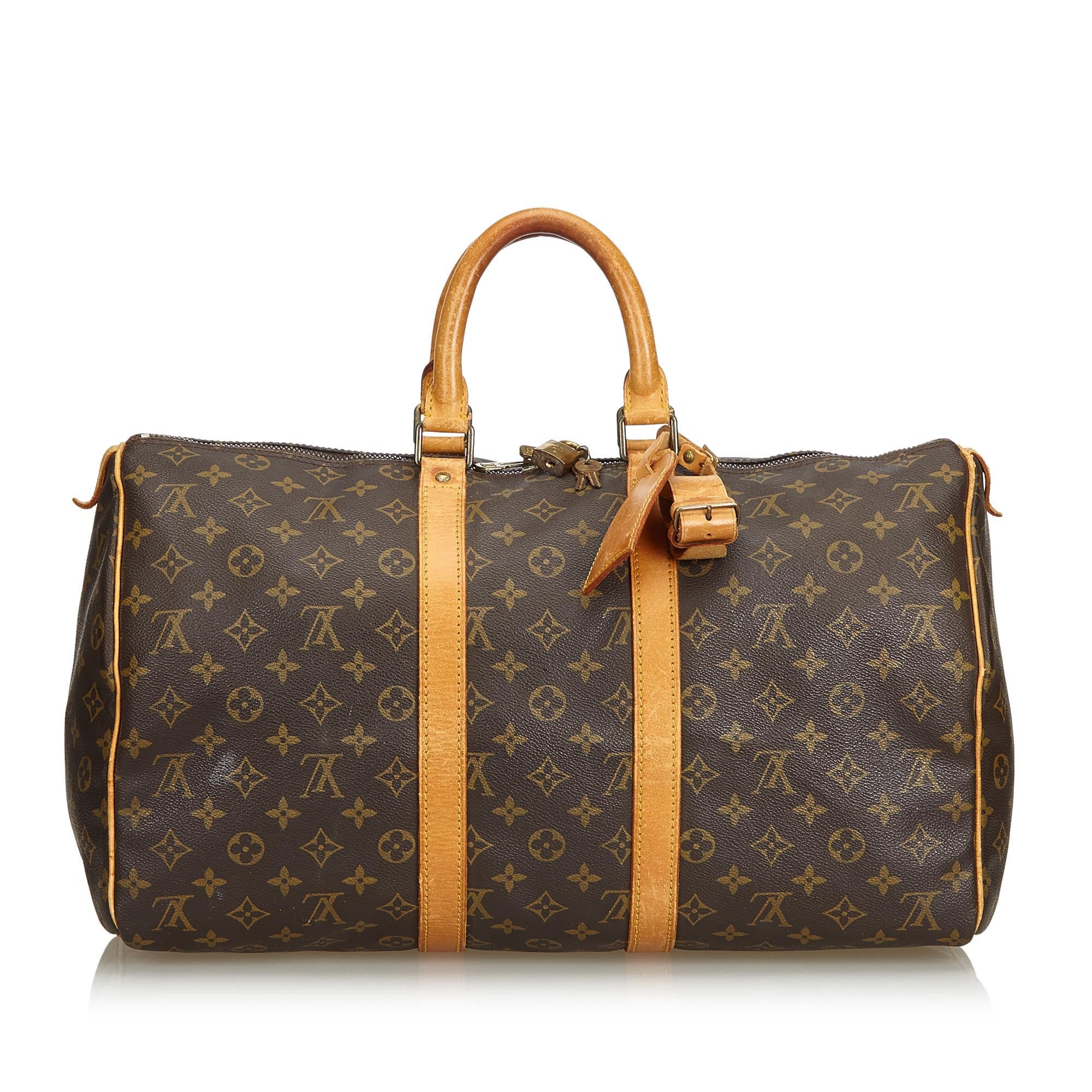 Louis Vuitton Keepall 45 - Iconics Preloved Luxury