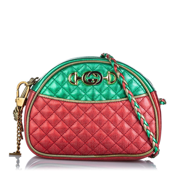 GUCCI Mini Trapuntata - Iconics Preloved Luxury