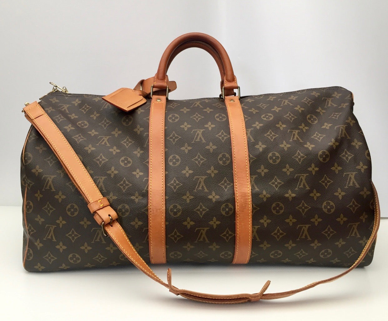 Keepall Bandoulière 55 Monogram - Iconics Preloved Luxury