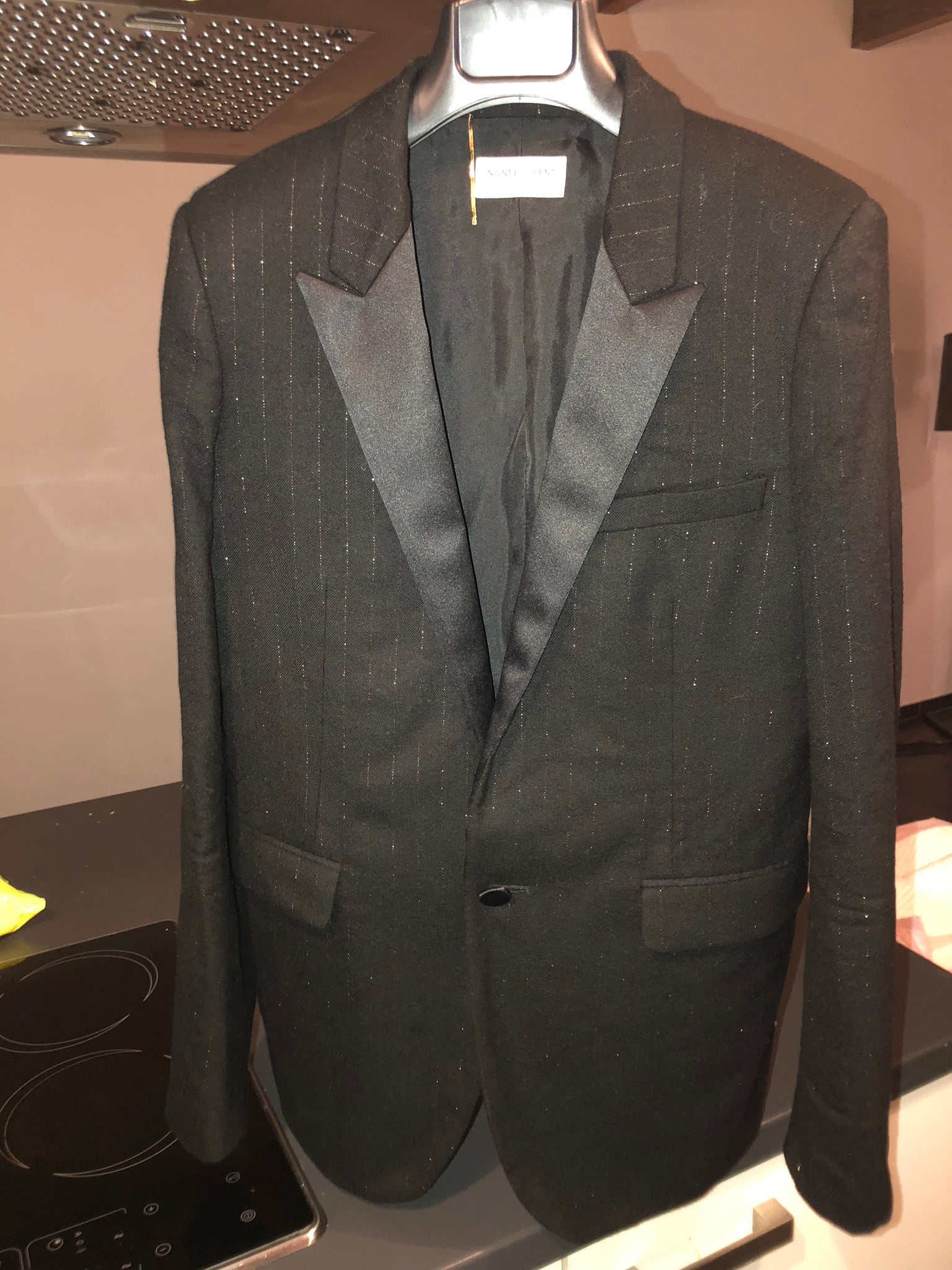 Saint Laurent Blazer 40 - Iconics Preloved Luxury