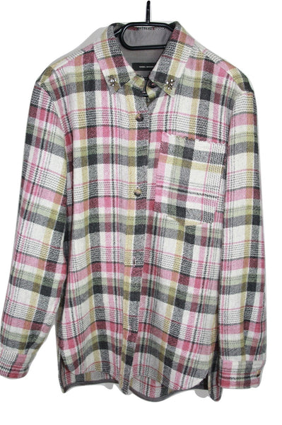 Isabel Marant tartan shirt - Iconics Preloved Luxury