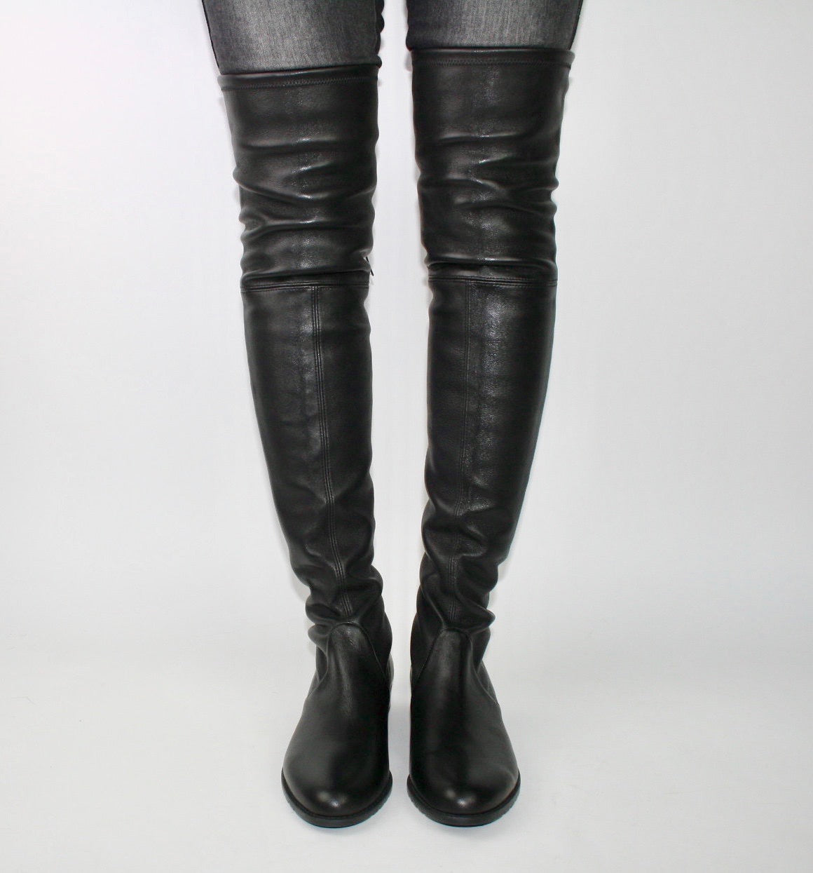Stuart Weitzman Over-knee boots 39,5 - Iconics Preloved Luxury