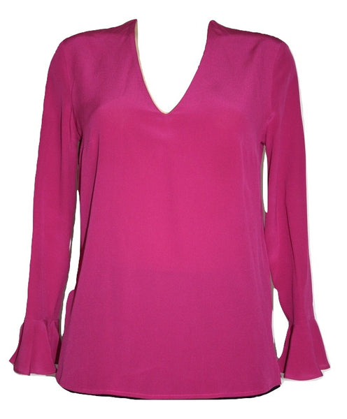 Etro Pink Blouse - Iconics Preloved Luxury