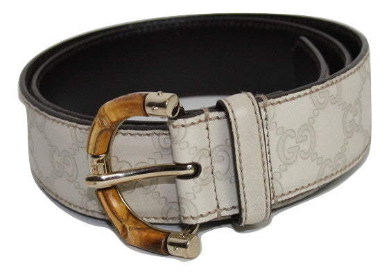 Gucci Bamboo Buckle belt - Iconics Preloved Luxury
