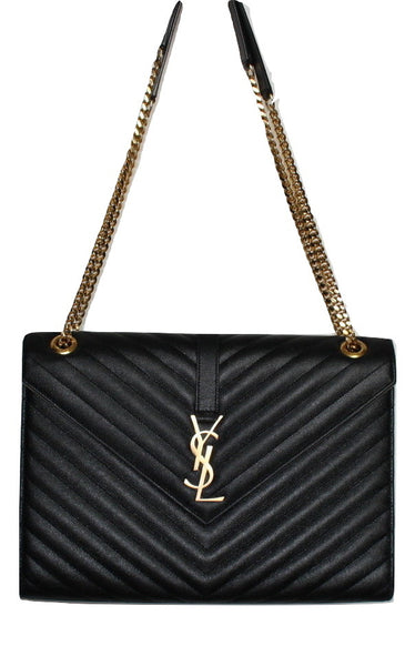 Saint Laurent Envelope Large bag - Iconics Preloved Luxury