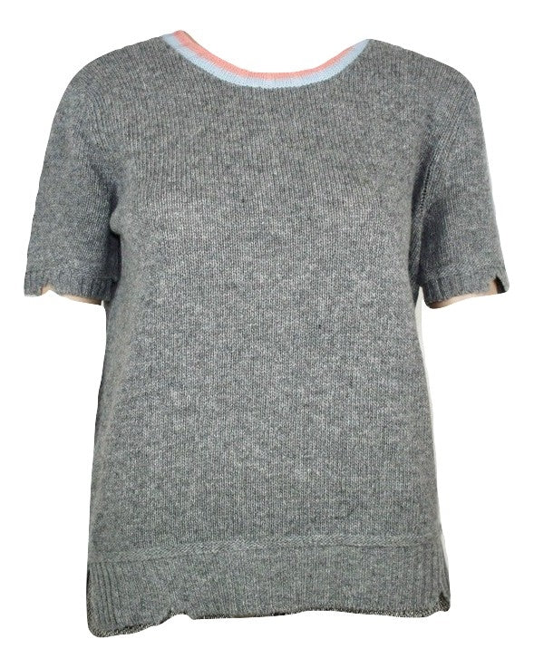 Prada Gray Top - Iconics Preloved Luxury