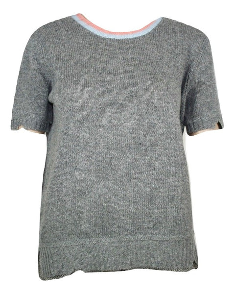 Prada Gray Top