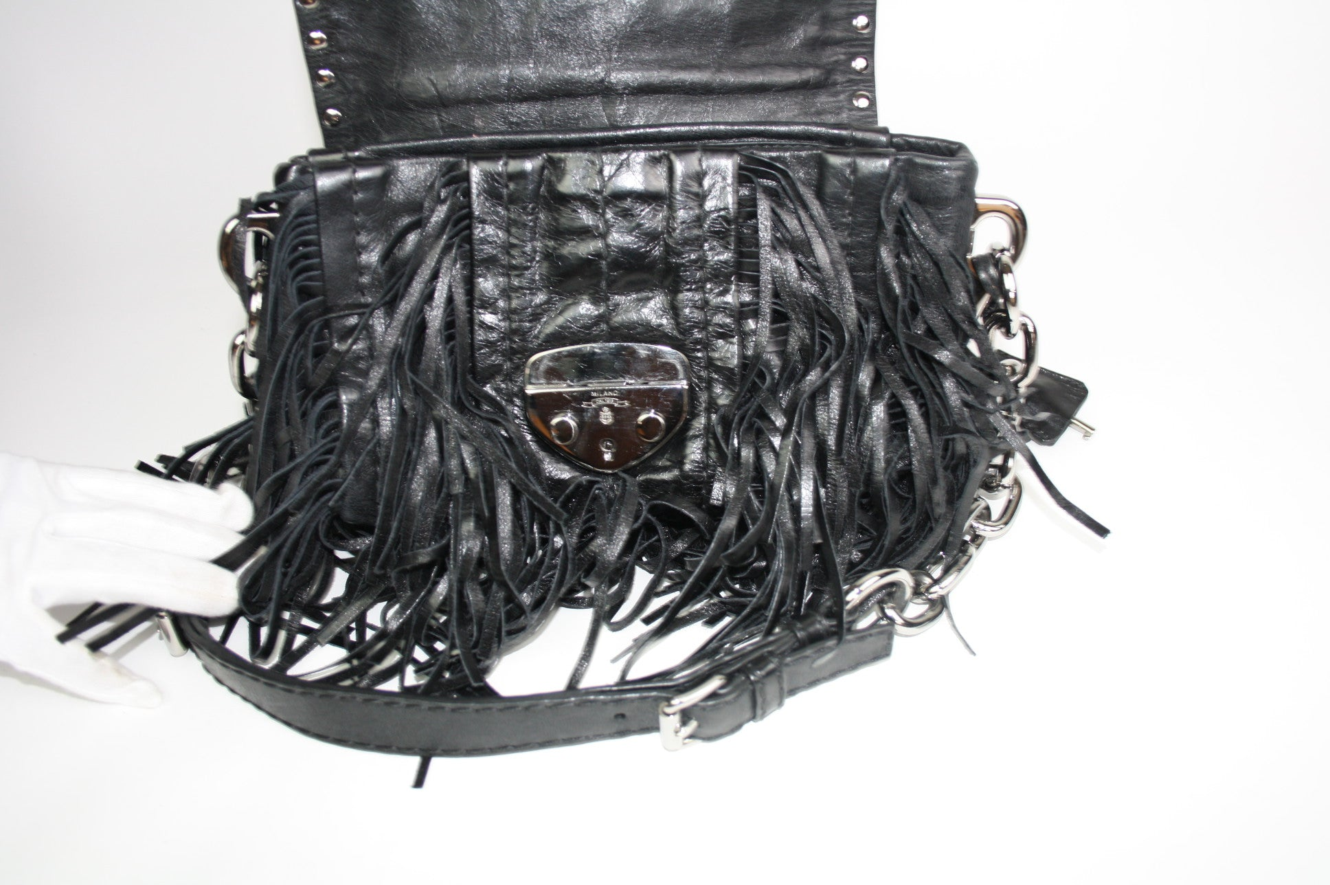 Prada Vitello bag - Iconics Preloved Luxury