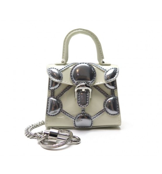Delvaux Belgitude Brillant Charm - Iconics Preloved Luxury