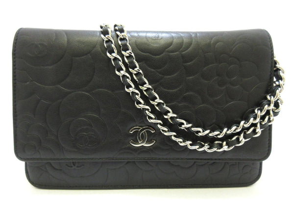 Chanel Camellia WOC - Iconics Preloved Luxury