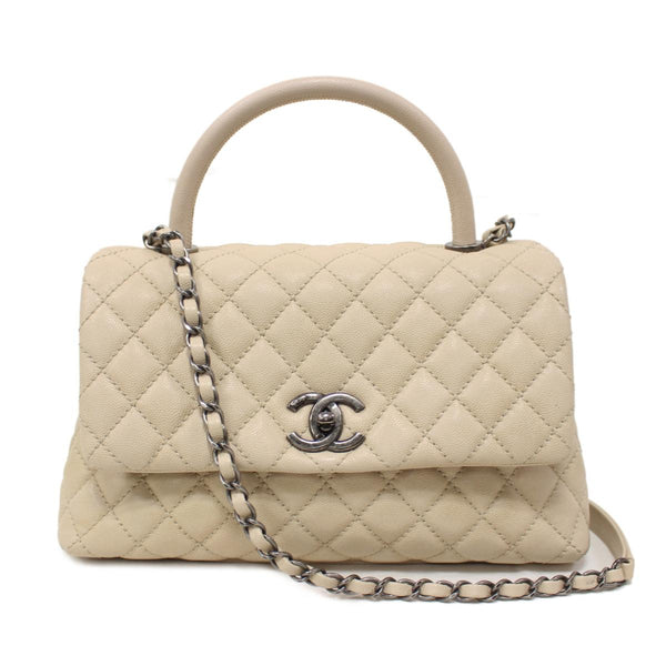 Chanel Coco Handle bag - Iconics Preloved Luxury