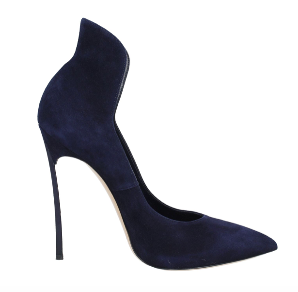 Casadei Blade Cappa Pumps 38,5 - Iconics Preloved Luxury