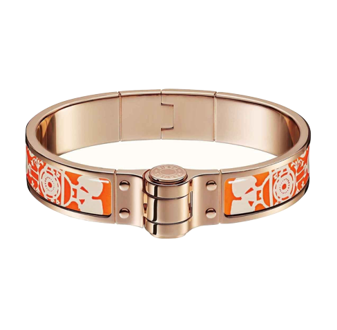 Hermès Charnière Bracelet - Iconics Preloved Luxury