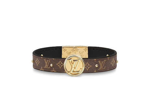 Louis Vuitton Reversible bracelet - Iconics Preloved Luxury