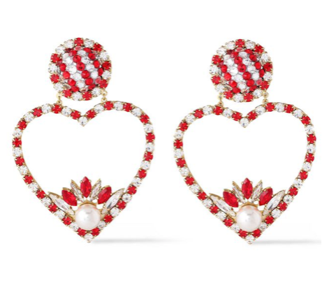 Shourouk Renata Earrings - Iconics Preloved Luxury