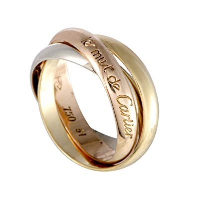Cartier Trinity ring - Iconics Preloved Luxury