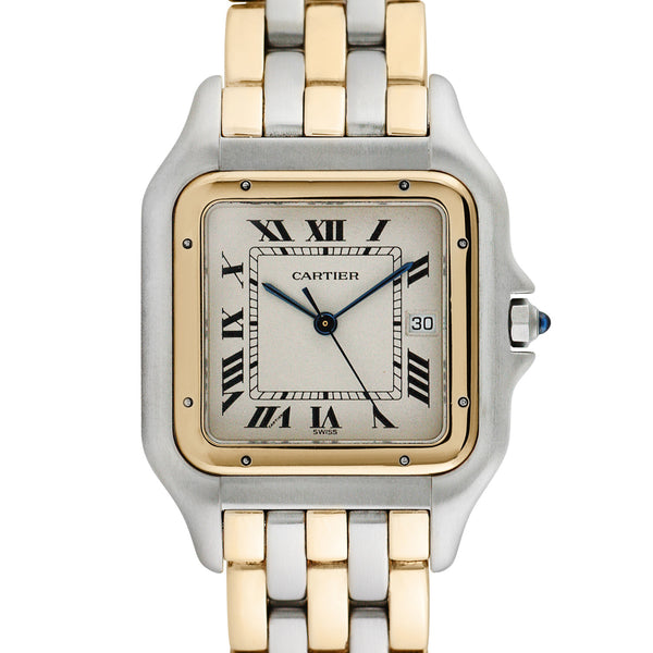 Cartier Panthere 3 Row watch